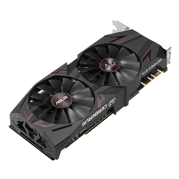 Asus AMD Radeon RX560 4GB EVO OC – Gráfica