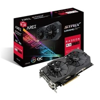 Asus Arez AMD Radeon RX570 Strix OC 4GB - Gráfica