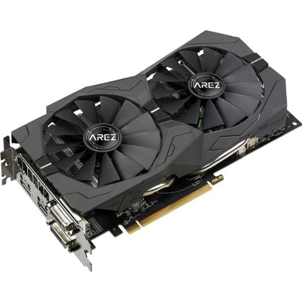 Asus Arez AMD Radeon RX570 Strix OC 4GB  Grfica