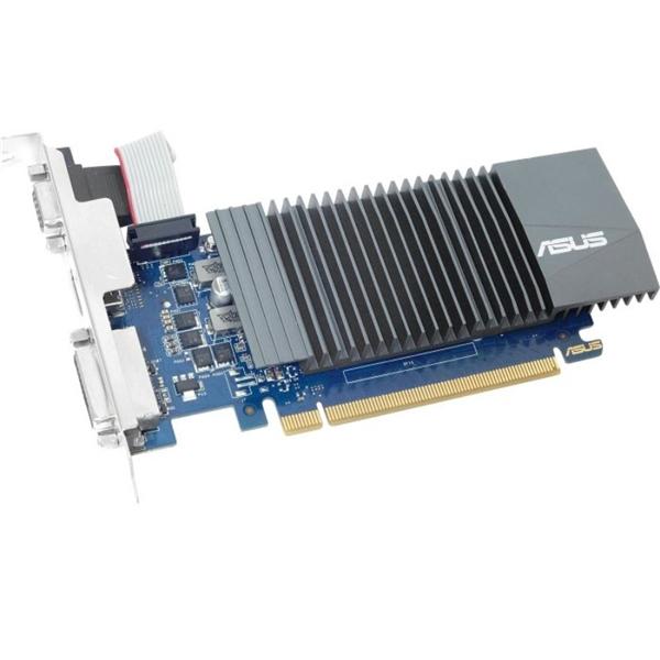 Asus Nvidia GeForce GT710 Silent 1GB DDR5 BRK  Grfica