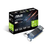 Asus Nvidia GeForce GT710 2GB GDDR5 Silent  Grfica