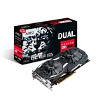 Asus Arez Dual Radeon RX580 OC 8GB GD5  Gráfica
