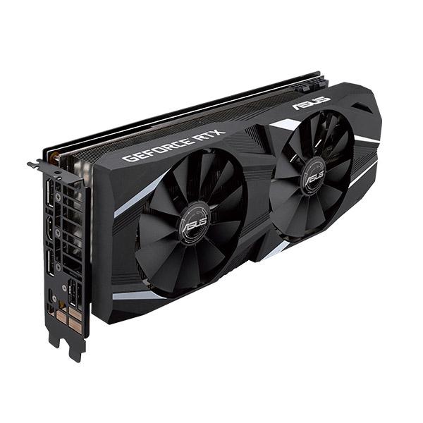 Asus Nvidia GeForce RTX 2070 Dual OC 8GB - Gráfica