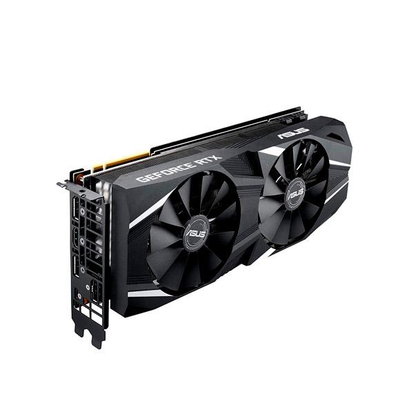 Asus Nvidia GeForce RTX 2070 Dual 8GB -Gráfica