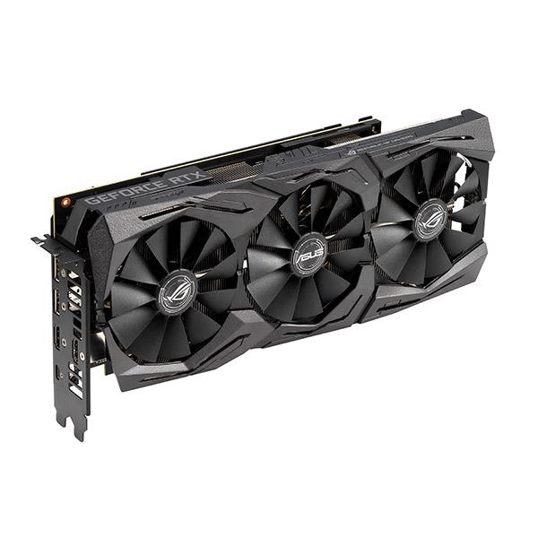 Asus ROG Nvidia GeForce RTX 2070 Strix Gaming OC 8GB  VGA