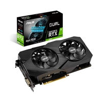 Asus Dual GeForce RTX 2060 Advanced 6GB Evo - Gráfica