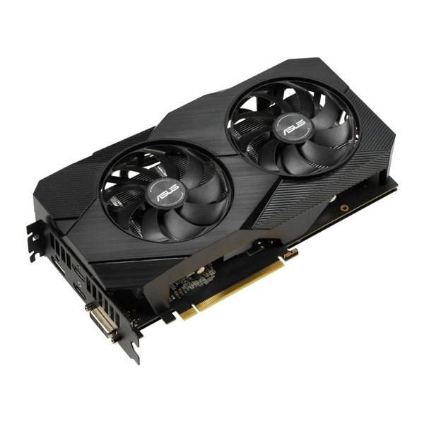 Asus Dual GeForce RTX 2060 EVO 6GB GDDR6 - Tarjeta Gráfica