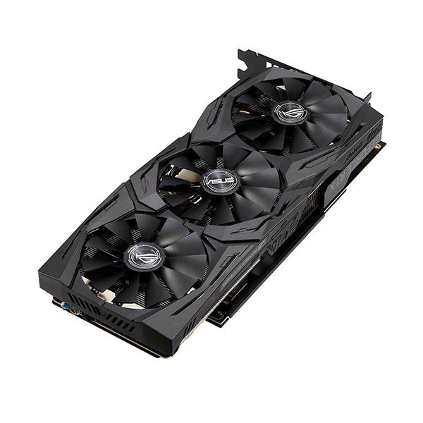 Asus ROG Nvidia GeForce RTX 2060 Strix OC 6GB Gaming  VGA