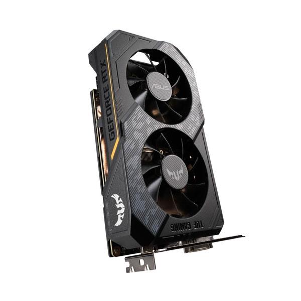 Asus TUF Gaming GeForce RTX 2060 6GB GDDR6  Tarjeta Gráfica
