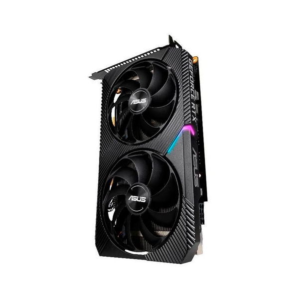 Asus Dual GeForce RTX 2060 OC 6GB Mini  Gráfica