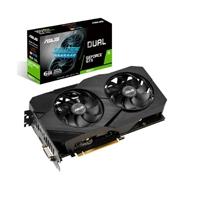 Asus Dual GeForce GTX 1660 Ti 6GB EVO - Gráfica