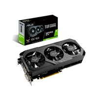 Asus TUF GeForce GTX 1660 Ti Gaming X3 6GB OC - Gráfica
