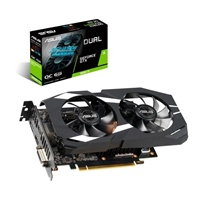 Asus Nvidia GeForce GTX 1660Ti Dual OC 6GB – Gráfica