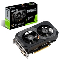 Asus TUF GeForce GTX 1660 OC 6GB – Gráfica