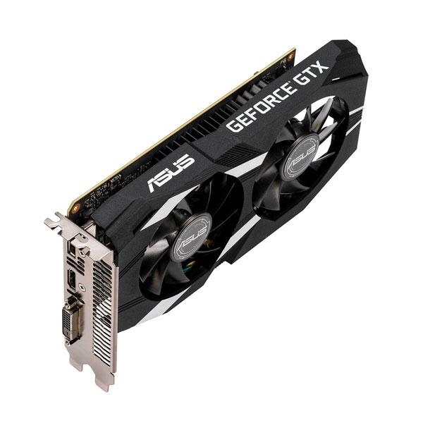Asus Dual GeForce GTX 1650 4GB  Tarjeta Gráfica