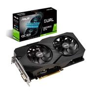 Asus Dual GeForce GTX 1660 OC 6GB EVO  Tarjeta Grfica