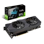 Asus Dual GeForce RTX 2080 Super OC 8GB EVO - Gráfica