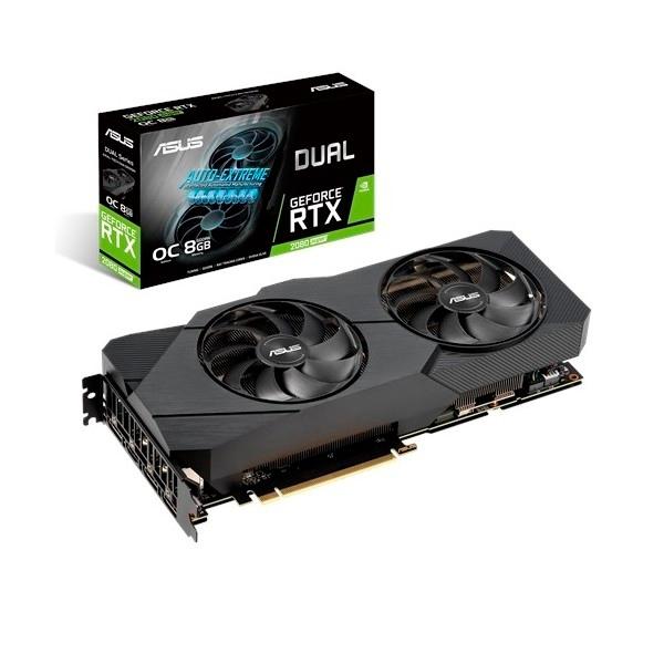Asus Dual GeForce RTX 2080 Super Evo OC V2 - Gráfica