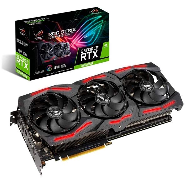 Asus ROG Strix GeForce RTX 2060 Super Evo 8GB  Gráfica