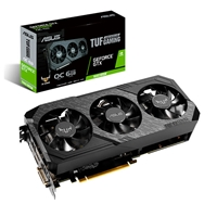 Asus TUF GeForce GTX 1660 Super Gaming X3 OC 6GB - Gráfica