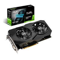 Asus Dual GeForce GTX 1660 Super OC 6GB Evo - Gráfica
