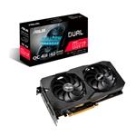Asus Dual AMD RX 5500 XT OC Evo 4GB - Tarjeta Gráfica
