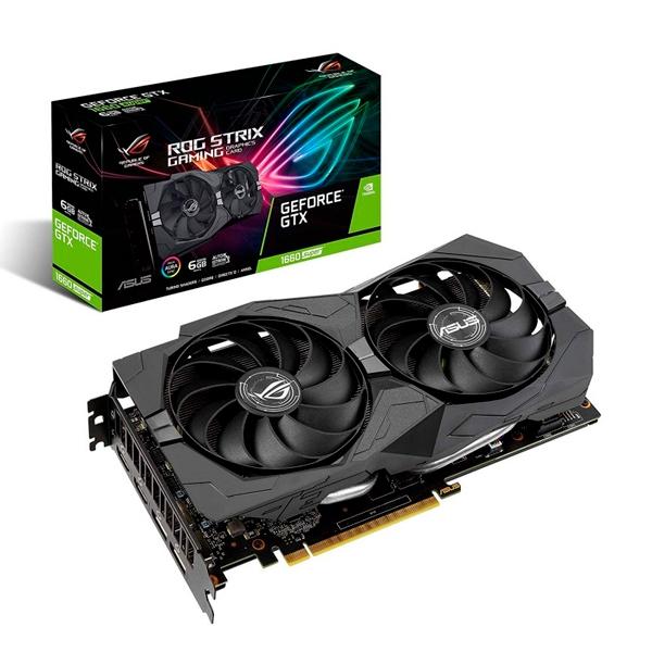 Asus ROG Strix GeForce GTX 1660 Super Gaming 6GB - Gráfica