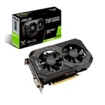 Asus TUF Gaming GeForce GTX1650 Super 4GB GD6  Grfica