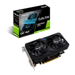 Asus Dual GeForce GTX1650 Mini OC 4GB GD6  Gráfica