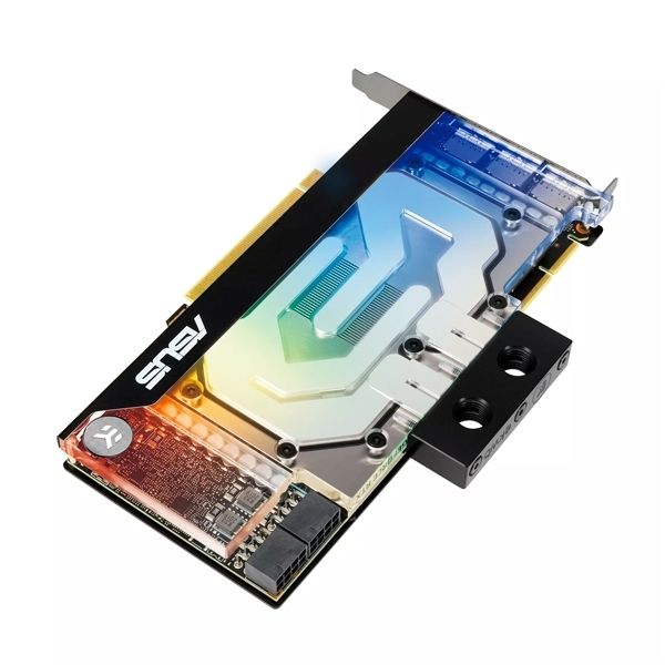 Asus EKWB GeForce RTX3090 24GB GD6X  Gráfica
