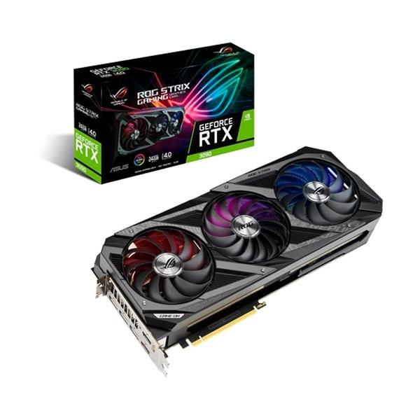 Asus ROG Strix Gaming GeForce RTX 3090 24GB  Gráfica