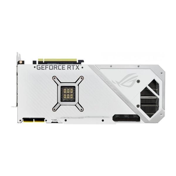 Asus ROG Strix GeForce RTX3090 OC White 24GB GD6X  Gráfica