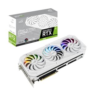 Asus ROG Strix GeForce RTX3090 White 24GB GD6X  Gráfica