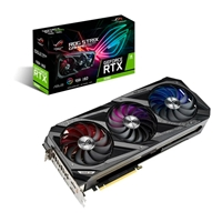 Asus ROG Strix Gaming GeForce RTX 3080 10GB  Gráfica
