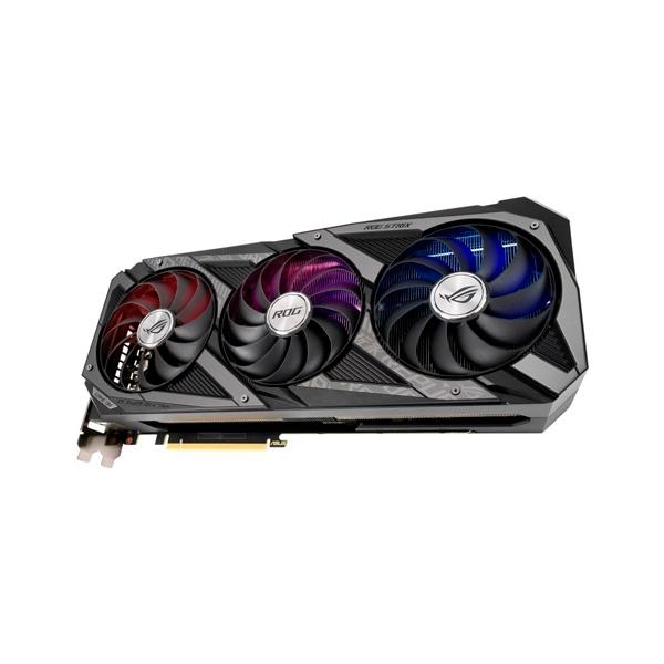 Asus ROG Strix Gaming GeForce RTX3080 OC 10GB GD6X Gráfica