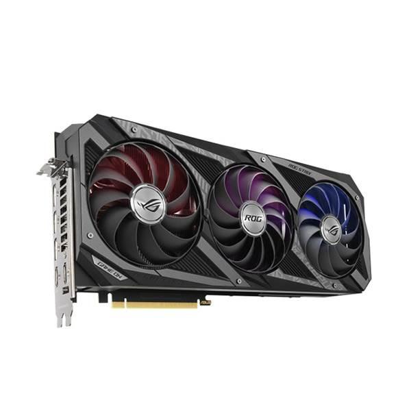Asus ROG Strix GeForce RTX3080 OC 10GB GDDR6X  Gráfica