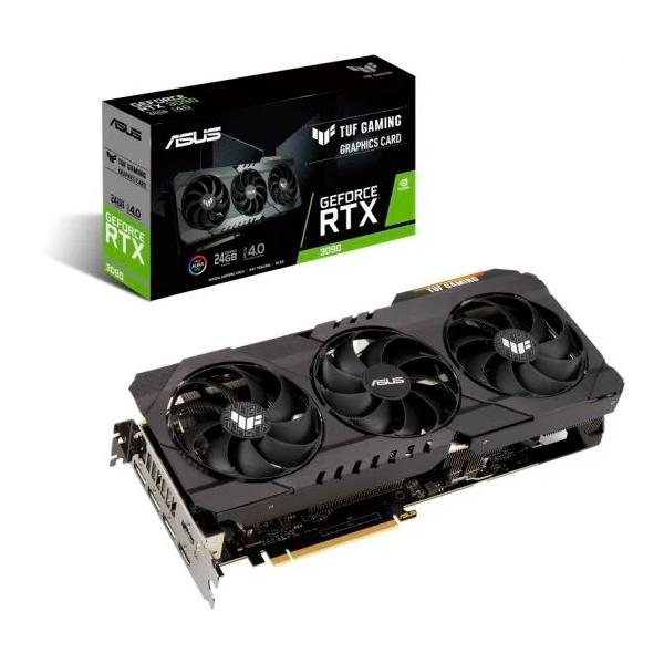 Asus TUF Gaming GeForce RTX 3090 24GB  Gráfica