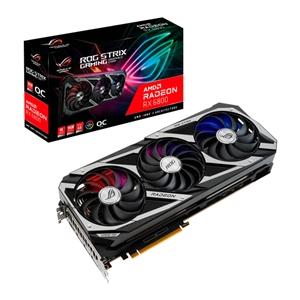 Asus ROG Strix Radeon RX6800 OC 16GB GD6  Gráfica