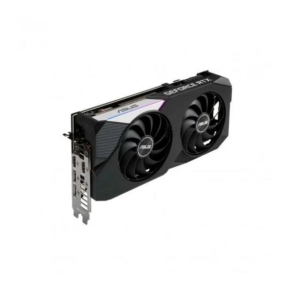 Asus Dual GeForce RTX 3070 OC 8GB  Gráfica