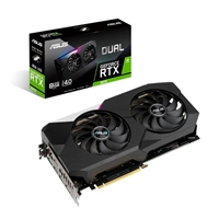 Asus Dual GeForce RTX 3070 8GB  Grfica