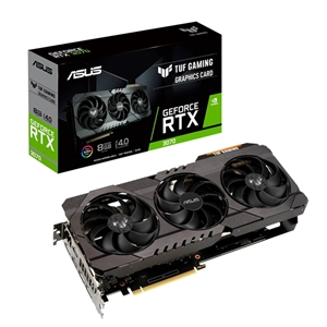 Asus TUF Gaming GeForce RTX3070 8GB GD6  Gráfica