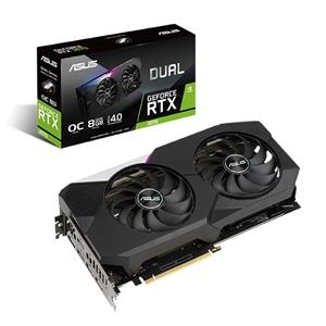 Asus Dual GeForce RTX3070 8GB GDDR6 LHR  Gráfica