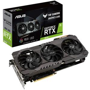Asus TUF Gaming GeForce RTX3070 8GB GDDR6 LHR  Gráfica