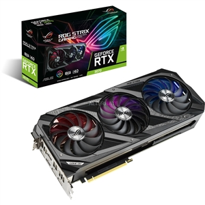 Asus ROG Strix GeForce RTX3070 8GB GDDR6 LHR  Gráfica