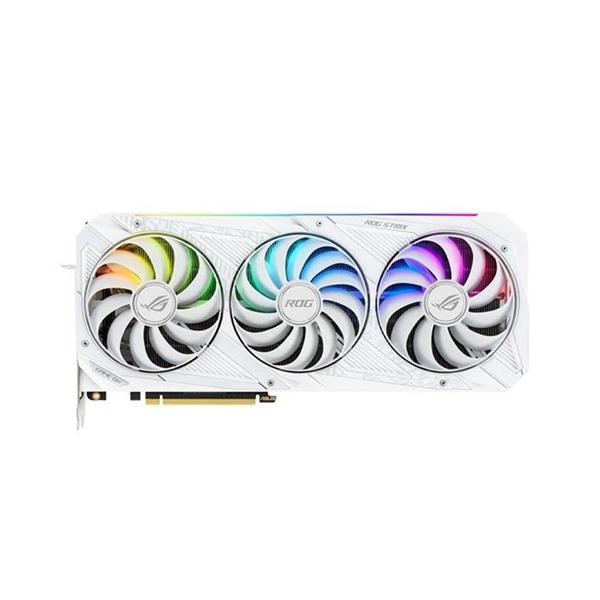 Asus ROG Strix GeForce RTX3070 OC White 8GB GDDR6  Gráfica