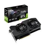 Asus Dual GeForce RTX3060 Ti OC 8GB GDDR6 LHR  Gráfica