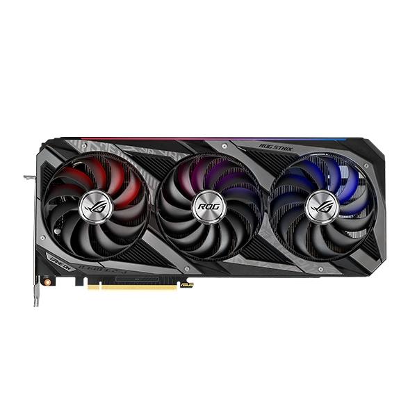 Asus ROG Strix Gaming GeForce RTX3060 Ti OC 8GB GD6Gráfica