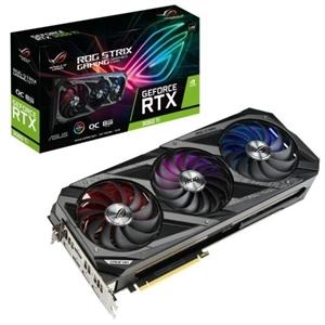 Asus ROG Strix GeForce RTX3060 Ti OC 8GB GDDR6 LHR  Gráfica