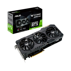 Asus TUF GeForce RTX3060 Ti OC 8GB GD6  Gráfica