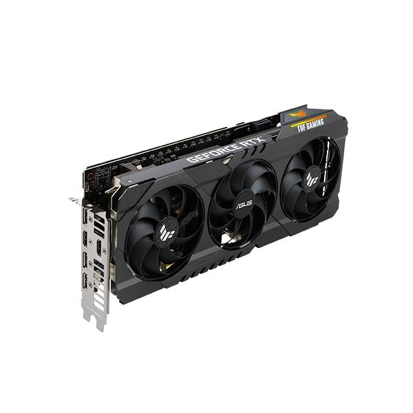 Asus TUF GeForce RTX3060 Ti 8GB GD6  Gráfica